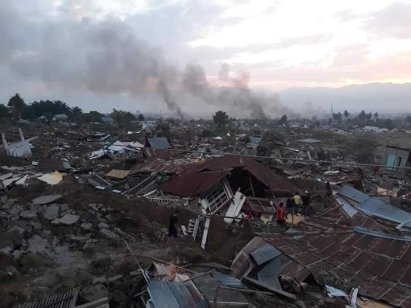 Sismo en Indonesia 2018 24