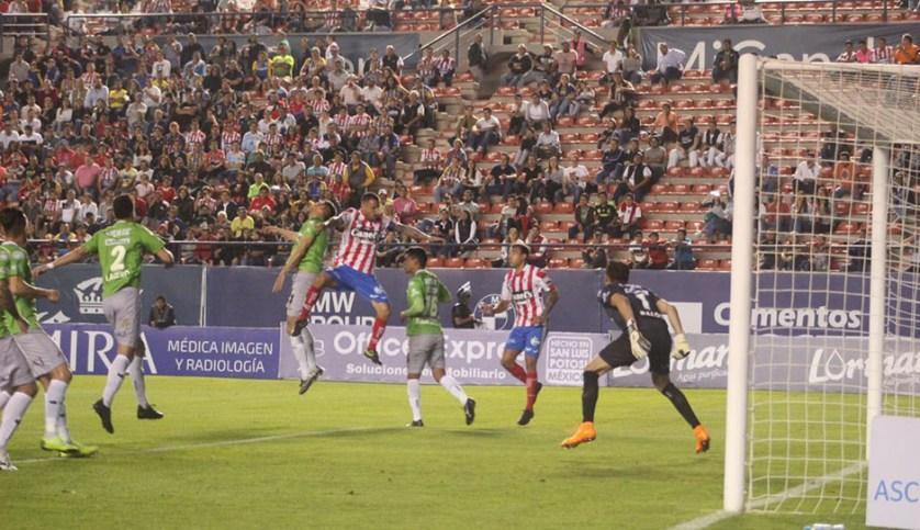 Atletico San Luis vs Bravos de Juarez-9