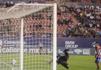 Atletico San Luis vs Bravos de Juarez-gol