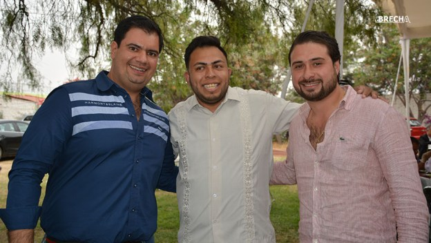Gabino Morales Celebra 30-amigos-7