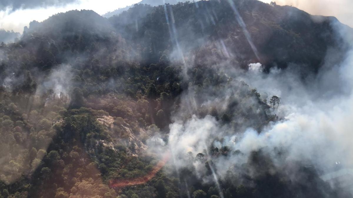 Complicado Combatir Incendio en San Miguelito: Ignacio Benavente