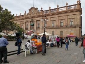 Ambulantes en Plaza de Armas 5