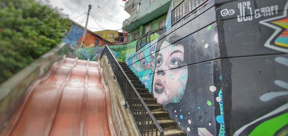 Comuna 13 Medellin 13