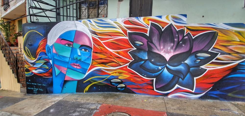 Comuna 13 Medellin 9