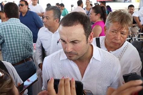 Danilo Correa, Director de Aeromar.