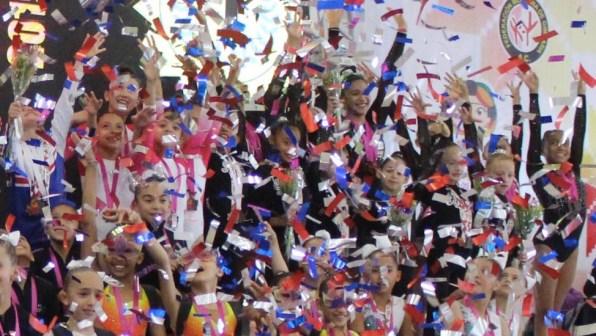 Nacional de Clubes Gimnasia Artistica 22019-10