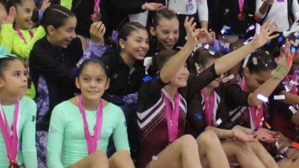 Nacional de Clubes Gimnasia Artistica 22019-12
