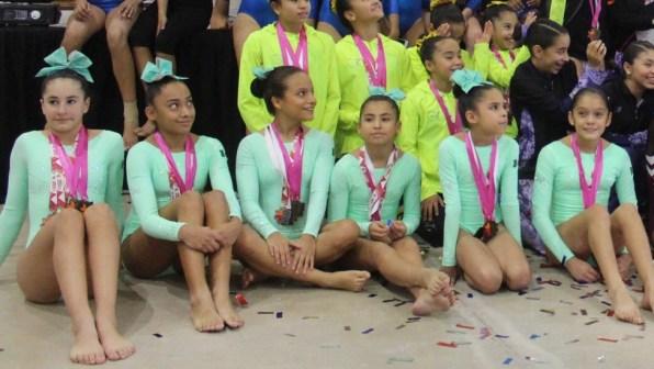 Nacional de Clubes Gimnasia Artistica 22019-14