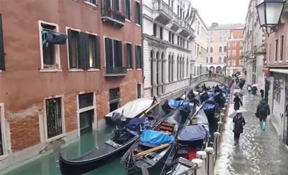 Venecia inundada como en 1966-12