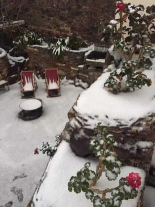 Real de Catorce-nevadas SLP-