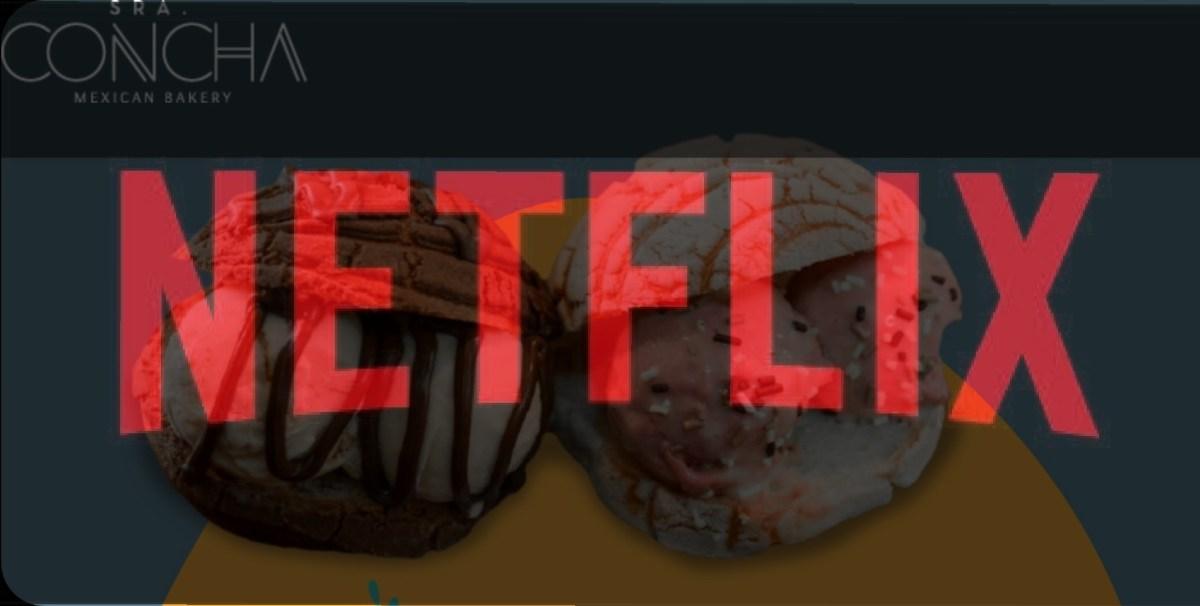 Señora Concha en Netflix