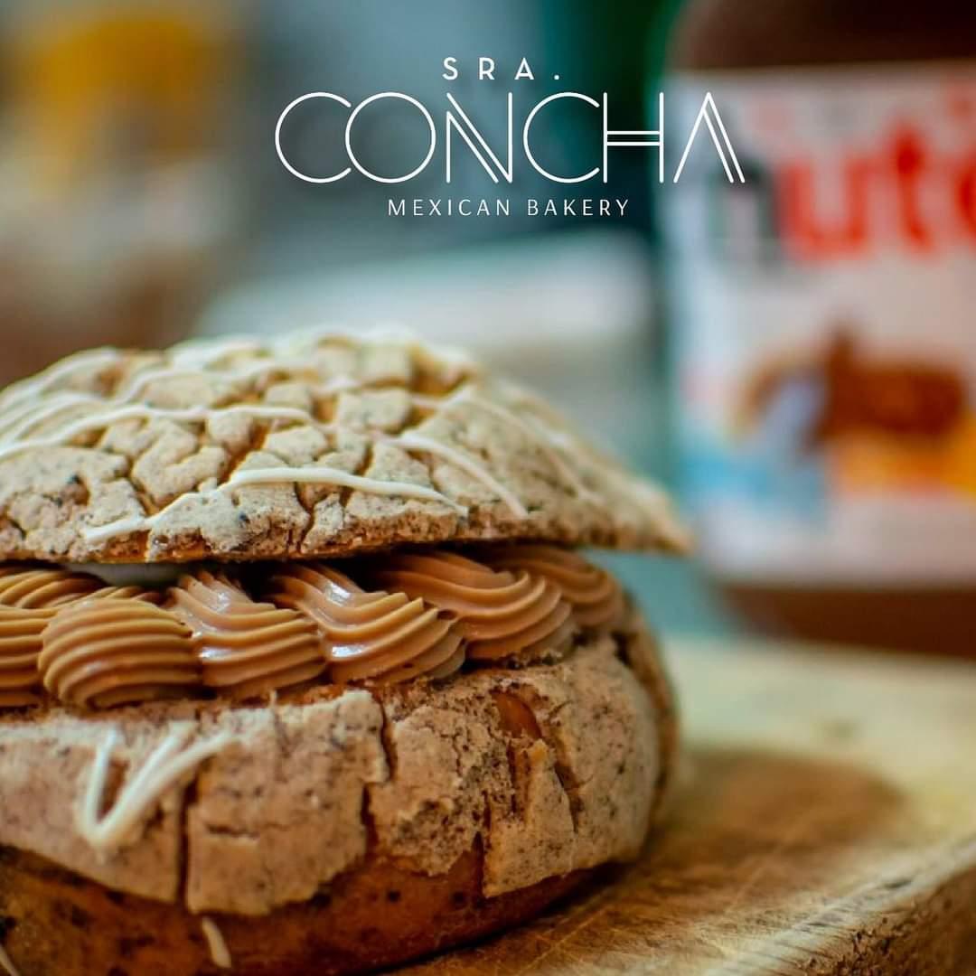 Señora Concha mexican bakery