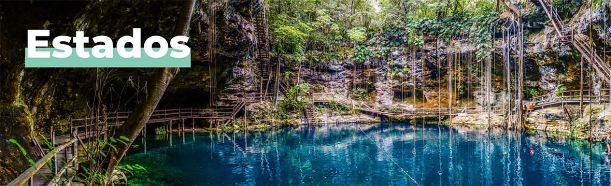 Tren Maya cenote