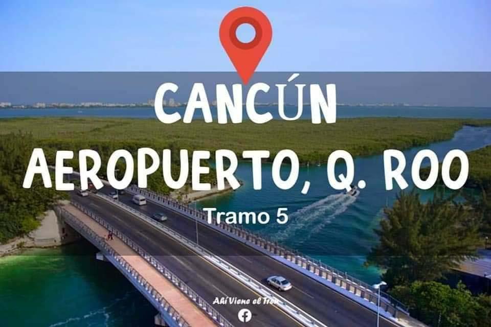Tren Maya Aeropuerto Quintana Roo