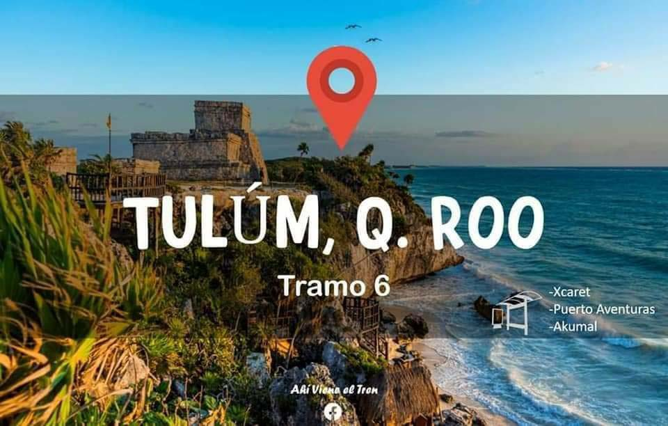 Tren Maya Tulúm Quintana Roo