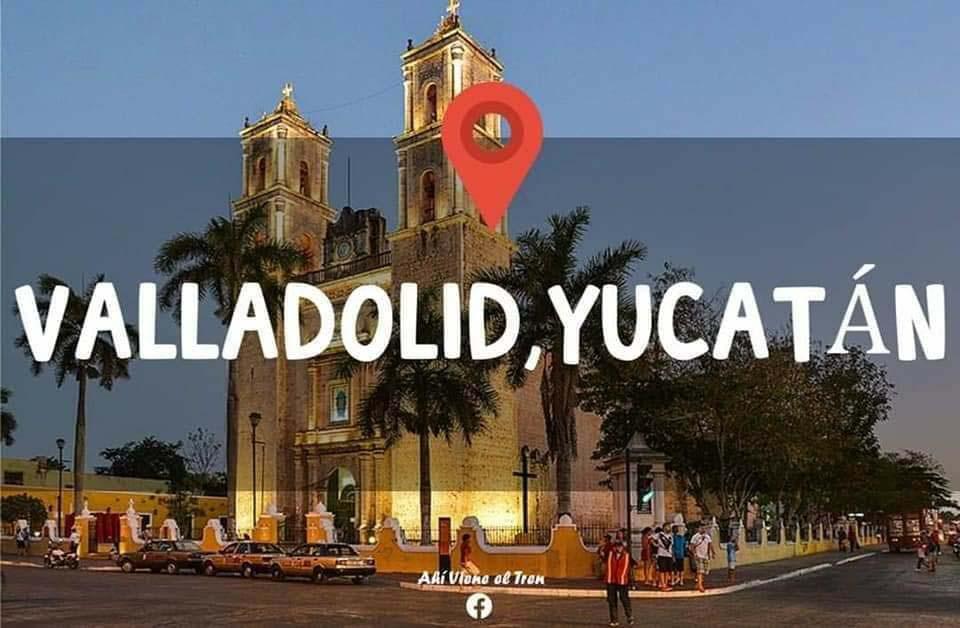 Tren Maya Valladolid