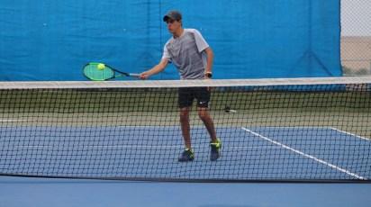 1er Campeonato Nacional Tenis Grand Slam -Campeon2 cat 16 años
