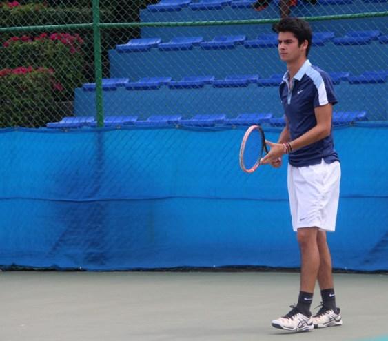 1er Campeonato Nacional Tenis Grand Slam -finalista1 cat 16 años