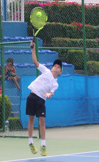 1er Campeonato Nacional Tenis Grand Slam - finalista2 cat10 (dobles)