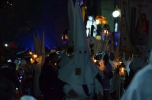 Procesion del silencio en San Luis Potosi 25