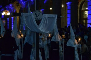 Procesion del silencio en San Luis Potosi 21