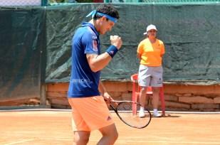 Emilio Gómez en el San Luis Open Challenger Tour