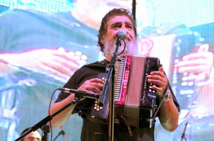 Celso Piña en el Festival de la Cantera 3