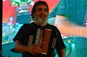 Celso Piña en el Festival de la Cantera 9
