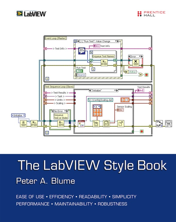 LabVIEW Style Guide  Labrigger