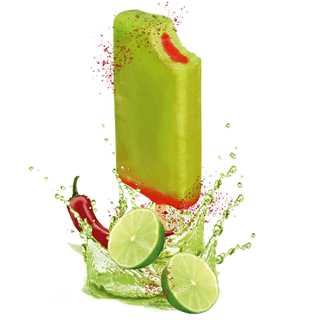 Lime Diablito Pop