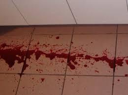 Que significa soar con sangre en el piso  La Brujera Blanca