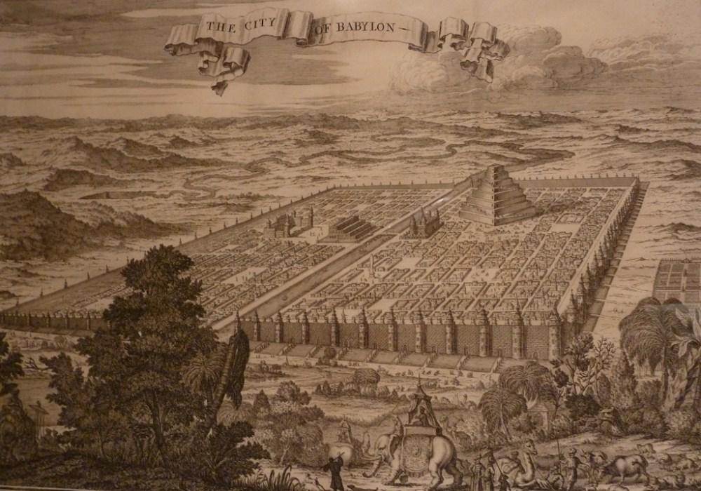 La Torre de Babel. Historia y Mito en el Museo Arqueológico de Murcia (3/6)