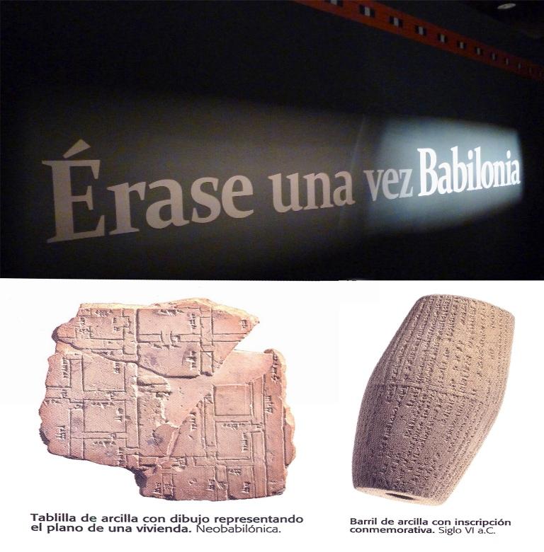 La Torre de Babel. Historia y Mito en el Museo Arqueológico de Murcia (4/6)