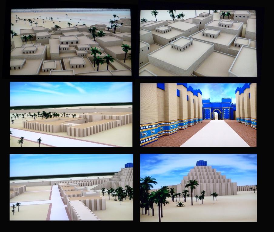 La Torre de Babel. Historia y Mito en el Museo Arqueológico de Murcia (5/6)
