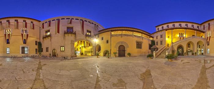 El Palacio Ducal de los Borgia en la Web (1/6)