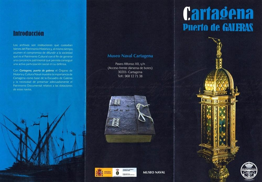 CARTAGENA PUERTO DE GALERAS (1/6)