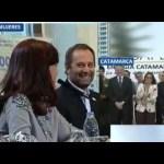 CFK sobre la violencia de género
