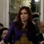CFK y la soja