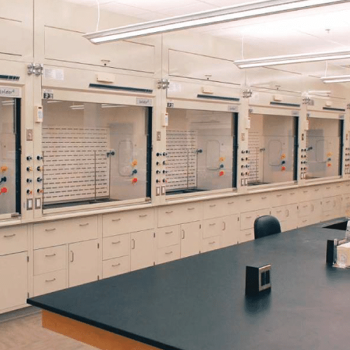 Laboratory Furniture Fume Hoods