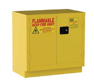Laboratory Safety Cabinets Two Door Flammable Cabinets