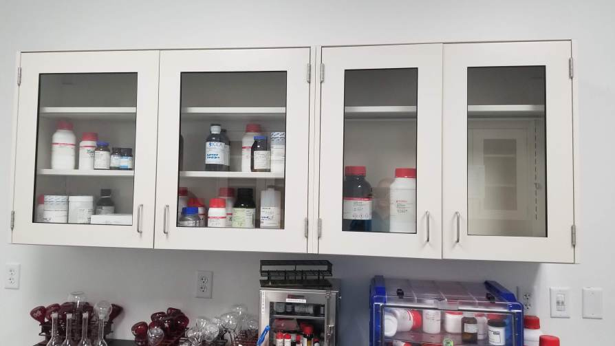 Lab Furniture for Material Testing Laboratory