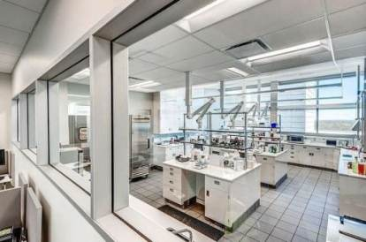 Laboratory Furniture Contractors in Salt Lake City, Utah