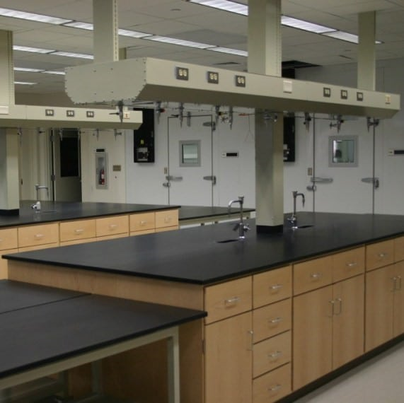 Laboratory Furniture for CBD Oil Labs