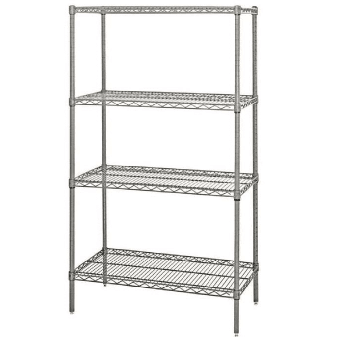 Wire Lab Shelving