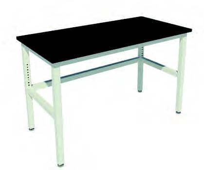 Adjustable Height Patriot Table with Leveling Glides
