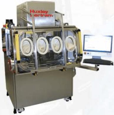 Huxley Bertram Tablet Press Glove Box Pharmaceutical Powder Fume Hoods