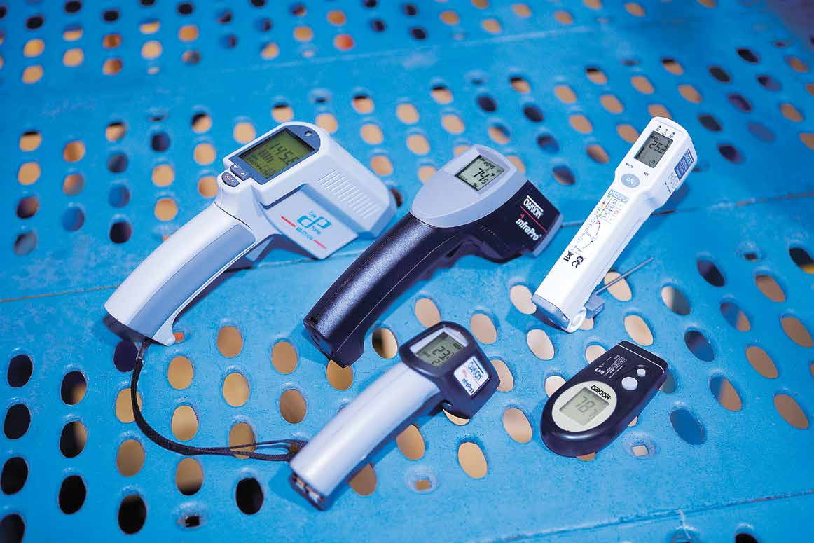 Cole-Parmer Infrared Thermometers