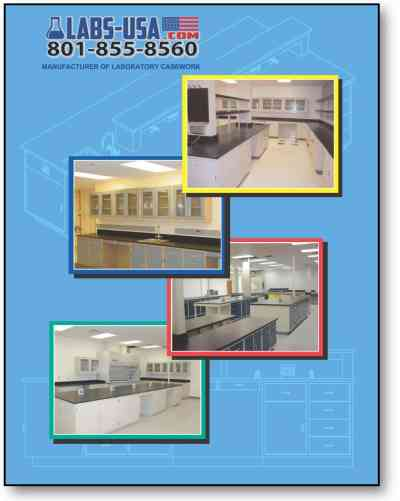 Laboratory Casework Specifications PDF