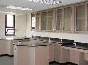 Laboratory Casework and Cabinets