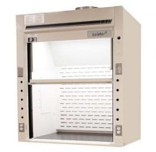 Laboratory Fume Hoods: bench top fume hoods